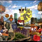 astrology art chart Chuck