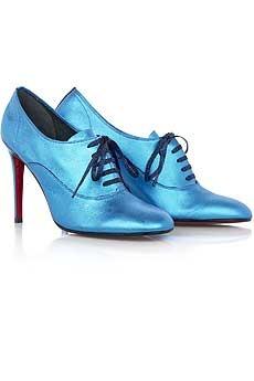 Chritsian Louboutin Miss Fred Shoe Boots